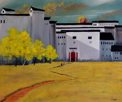 Village Life 3 - After the Harvest (William Yipp) Tags: imagesofharmony rural landscape village farmbuildings china