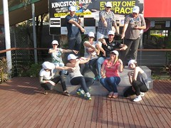 Kingston Park Go Karting Experience Giveaway