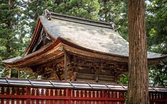 Spirit House (campra) Tags: japan hirosaki  aomori  choshoji  temple buddhist tsugaru mausoleum roof