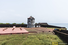 Aguada Fort (aneeshrao) Tags: goa aguada nikon india fort