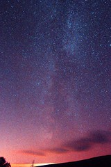My first image of the Milky Way (Tyrone (Ty) Williams) Tags: milkyway astrophotography stars sky cold october brecon dark darksky clusters canon canon7d canon70200lf4 night