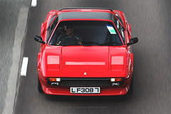 Ferrari, 308, Causeway Bay, Hong Kong (Daryl Chapman Photography) Tags: lf3087 ferrari 308 italian causewaybay above pan panning car cars auto autos automobile canon eos 5d mkiii is ii 70200l f28 road engine power nice wheels rims hongkong china sar drive drivers driving fast grip photoshop cs6 windows darylchapman automotive photography hk hkg bhp horsepower brakes gas fuel petrol topgear headlights worldcars daryl chapman