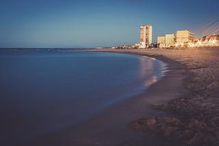 Les plages de Valras