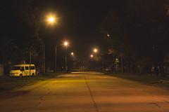 Av. San Martin (Leonel Gallard) Tags: argentina night canon photography eos 50mm lights photographer 365 fotgrafo leonel argentino argentinean gallard 60d eos60d