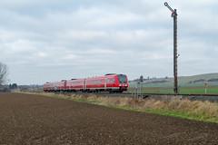 DB 612 012 + 612 162 (Durk Houtsma.) Tags: deutschland db deutschebahn duitsland niedersachsen br612 liebenburg 612662 612012 othfresen kbs320 612162 612512