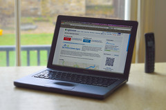 Rightmove Property Search on a laptop (myonlineestateagent) Tags: realestate laptop property macbook rightmove propertysearch