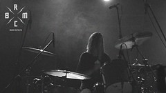 12 (reaoubien) Tags: leica blackandwhite bw monochrome live rocknroll brmc photoworks stagephotography petehayes reaoubien