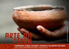 conv_mi_ceramica_02b-head (MUSEU DO ÍNDIO / página oficial) Tags: do museu rj arte cerâmica da botafogo terra suruí indígena índio asurini seminário terena karajá ceramistas etnias