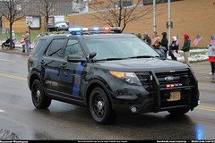 APD Ford Explorer (Seluryar) Tags: justin ohio ford explorer police funeral fallen procession department officer akron apd winebrenner