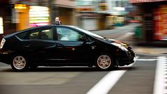 280A8569 (Patrick Foto ;)) Tags: road street motion car japan asia taxi fast move transportation
