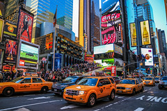 Magical Time Square - New York