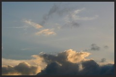 Cloudy Sunset Auckland (Zelda Wynn) Tags: sunset nature weather wind cloudy auckland troposphere weatherwatch zeldawynnphotography