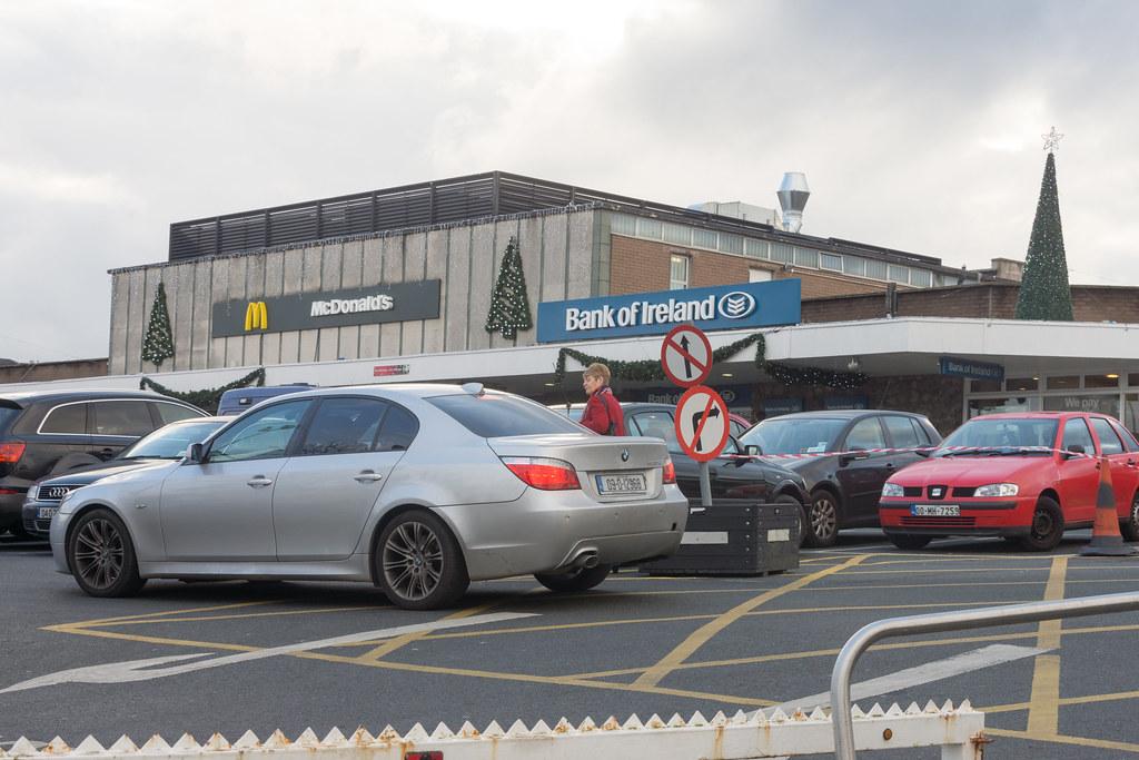 McDonald's - Stillorgan Shopping Centre Ref-100078