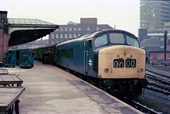 Settle & Carlisle Excursion 14-2- 76 (dsj672) Tags: class 45