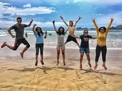 jump (kha twentie) Tags: travelling havefun pantai banyuwangi kebersamaan keceriaan pulaumerah