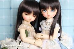 (Mina2Kira) Tags: twins nana kira sweetdream volks yosd yotenshi