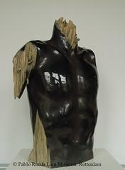 hout-wood-madera  man-male-hombre (Pablo Rueda Lara 1945-1993) Tags: realistisch realistic realistichkeramiek realisticceramic ceramicwood keramischhout torsoman bodymale malefigure malefigureart pabloruedalara museumvoorkeramiekpabloruedalara keramiek ceramica ceramics pablo rueda lara museumpabloruedalara realisticceramicrealismoceramico ceramic keramiekenhout madera de ceramica´ hout wood keramiekhoutman ceramicwoodmalemadera hombre´