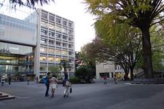 Keio University DSC01155 (Bokuya) Tags: japan tokyo university keiouniversity