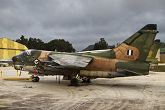 Araxos, Greece (Mark Rourke) Tags: aircraft aviation aeroplane f16 greece corsair lockheed f4 a7 flares texan t6 vought ltv araxos hellenicairforce greekairforce