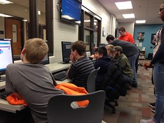 """2014 Hour of Code • <a style=""""font-size:0.8em;"""" href=""""http://www.flickr.com/photos/109120354@N07/15909136597/"""" target=""""_blank"""">View on Flickr</a>"""
