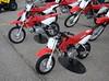 2012 Honda CRF Motorbikes