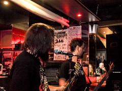 Dogma Inc. in Peklo rock club (rombehood) Tags: metal live dogma peklo