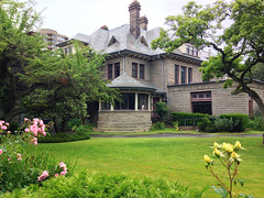 Roger's 'Gabriola' Mansion (1900-01) - 1523-1541 Davie St. (Heritage Vancouver) Tags: heritage architecture vancouver sale sugar 1900 mansion rogers selling westend gabriola protected daviestreet designated vancouverheritage btrogers