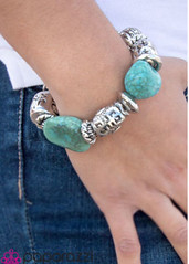 Glimpse of Malibu Blue Bracelet K1(5rok)