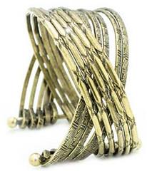 5th Avenue Brass Bracelet K2 P9491A-2