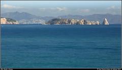 Illes Medes. Girona (Jos Mara Gmez de Salazar) Tags: espaa azul canon mar spain europa girona agosto islas catalua gerona begur medes medas islasmedas 2011 bagur localizaciones 60d canon60d agosto2011 agosto2012