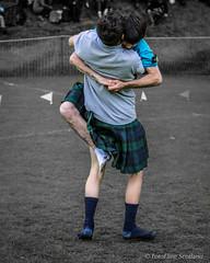 David Blair & George Reid (FotoFling Scotland) Tags: scotland kilt fife event wrestler hold ceres highlandgames kilted georgereid davidblair scottishwrestlingbond wrestlingbond