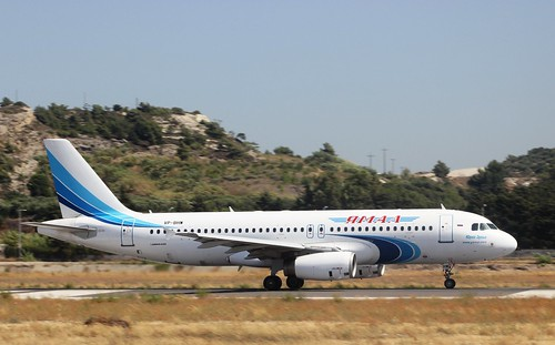 YAMAL AIRLINES 320-200 VP-BHW(cn2413)