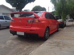 Mitsubishi Lancer Evolution X (João Paulo Fotografias) Tags: amigo flagra evolution x meu sk lancer mitsubishi pelo mateus enviado