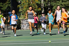 Whistler Tennis Academy Recreational Kids Camps week 4 July 22 2014