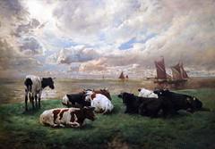 IMG_3502O Alfred Verwe. 1838-1895. (jean louis mazieres) Tags: museum painting belgium belgique bruxelles muse peinture museo brussel peintres musebruxelles