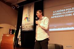 Palestra no Empreendedor Sem Fronteiras SP