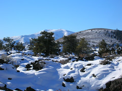 BLM Winter Bucket List #18: Craters of the Moon National Monument, Idaho, to Walk (in Snowshoes) on the Moon (mypubliclands) Tags: winter snow snowshoe lava idaho nationalmonument blm cratersofthemoon wintersports geologic bureauoflandmanagement cratersofthemoonnm bucketlist conservationlands winterbucketlist nationalconservationlands seeblm blmbucketlist