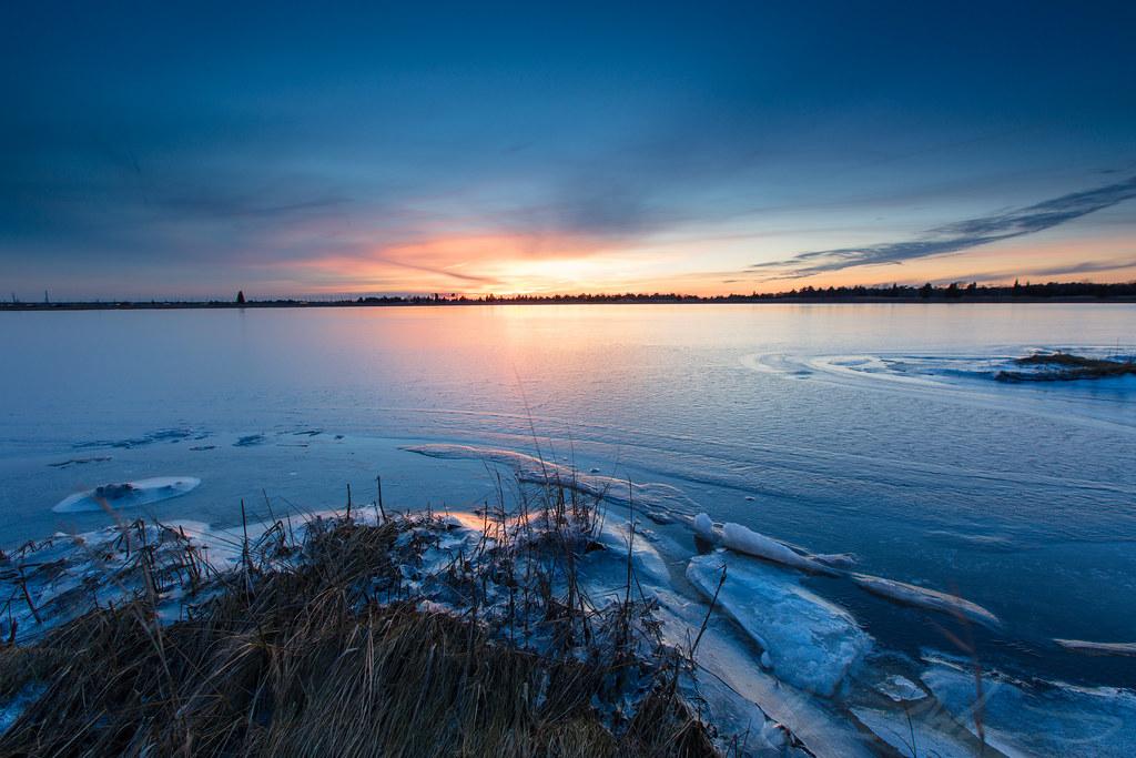 Bass River Sunset