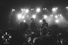 28 (reaoubien) Tags: leica blackandwhite bw monochrome live rocknroll brmc photoworks stagephotography petehayes reaoubien