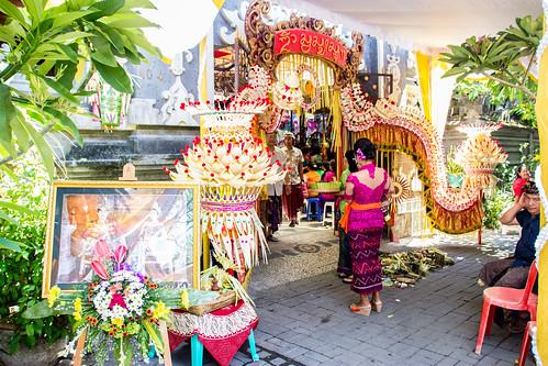 Flickriver most interesting photos tagged with balinesewedding balinese wedding decoration junglespirit Images