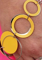 Sunset Sighting Yellow Bracelet K2 P9441-3