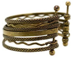5th Avenue Brass Bracelet K2 P9491-5