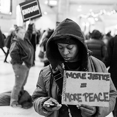 Black Lives Matter (threecee) Tags: newyorkcity newyork unitedstates manhattan protest places neighborhood midtown northamerica newyorkstate activities grandcentralterminal tracycollinsphotography blacklivesmatter carrythenames
