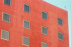 Monterrey, Mexico (jonasfj) Tags: color film colors architecture facade analog mexico hotel nikon kodak negative epson analogue monterrey f25 fa ais nikonfa ektar 105mm c41 filmphotography v700 silverfast kodakektar 10525ais epsonperfectionv700photo silverfast8seplus