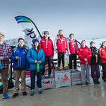 Red Mountain Teck Open - Sunday U16 Men - GS Podium PHOTO CREDIT: Ryan Flett