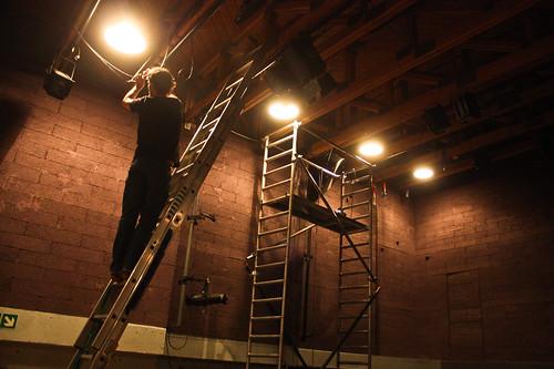 """WORKSHOP: Historie osvětlování a světelného designu, vývoj divadelního prostoru / Barokní divadlo v Českém Krumlově / Závěrečná práce studentů • <a style=""""font-size:0.8em;"""" href=""""http://www.flickr.com/photos/83986917@N04/16348034865/"""" target=""""_blank"""">View on Flickr</a>"""