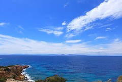Greece is... (sifis) Tags: blue lumix greece lx7 sakalak