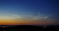 NLC (Rossco156433) Tags: light sky cloud nature night dark outdoors scotland nightime nlc ayrshire noctilucentclouds barassie southayrshire