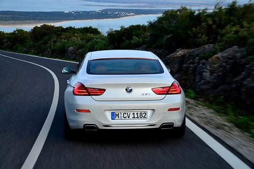 BMW 6 Series Gran Coupe LCI (F06)