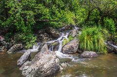 Hidden Falls (KevinJHom) Tags: california nature water beauty river waterfall rocks peace hiking auburn hike falls hidden serenity flowing cascade